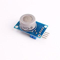 MQ-9 co palny czujnik gazu tlenku węgla wykrywania Moduł alarmowy dla Arduino