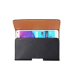 pu couro caso despedaça-resistente pendurar uma bolsa para Samsung Galaxy nota 2 / nota 3 / nota 4 / nota 5 / nota 5 borda