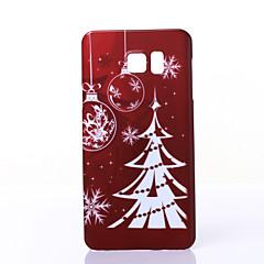 Рождество ритуал дерево шаблон шт жесткий футляр для многократного Samsung Galaxy S3 / S4 / S5 / S6 / s6 s6 EDGE / краю плюс