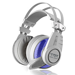 Plextone PC900 Hoofdtelefoons (hoofdband)ForMediaspeler/tablet ComputerWithmet microfoon DJ Volume Controle FM Radio Gaming