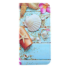 Diamond Shell Pattern PU Material Holster for Samsung Galaxy S6/S6 Edge/S6 Edge Plus/S5