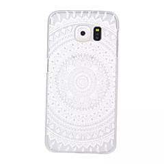 teste padrão do girassol caso de telefone PC para Samsung Galaxy S5 / S5 galáxia Mini / S6 / edge S6