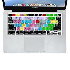 xskn jälkivaikutuksia silikoni näppäimistö iho suojus MacBook Pro ilman verkkokalvon 13 '' 15 '' 17 '' EU USA versio