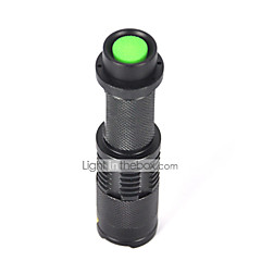 LT  5 Mode 2200 Lumens LED Flashlights 18650 Waterproof/Rechargeable/Impact