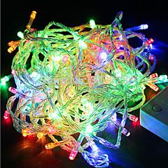 YouOkLight® Multi-color RGB 180-LED Christmas/Decoration String Lights (18-Meter/220-240V AC)