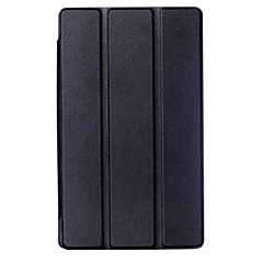 Shy Bear™ Leather Cover Stand Case for Amazon Kindle Fire 7 Tablet