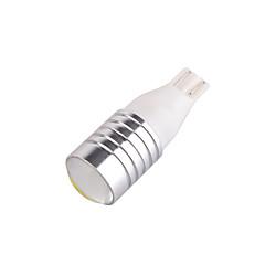 יובו t15-4d-1 * 5W 120-150lm אור לוחית רישוי 6500K רכב / אור לבן מנורת אישור הקלח