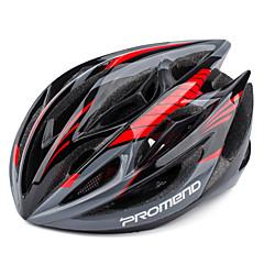 Bjerg / Vej / Sport - Unisex - Cykling / Bjerg Cykling / Vej Cykling / Rekreativ Cykling - Hjelm (Hvid / Grøn / Rød / Mørkegrå / Blå /
