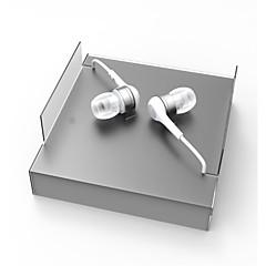 100% originale sport vivo mmx 71 dvs stereolyd isolere hovedtelefoner hifi bas øretelefon sport med mikrofon til Samsung S6