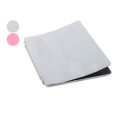 fire-fold pu skinnveske med sleep / wake-up for iPad 2