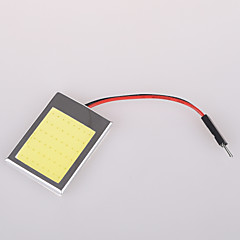 YOBO Festoon 41/39/36/31MM/T10 COB 8W 200-220LM 7000-7500K White Light for Car Reading Lamp(DC 12V)