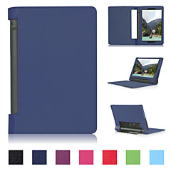 "8 Inch Lichee Pattern High Quality PU Leather for Lenovo YOGA TAB 3 8""(Assorted Colors)"
