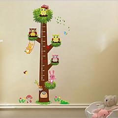 Dieren / Botanisch / Cartoon / Stilleven Wall Stickers Vliegtuig Muurstickers , PVC 60cm*90cm