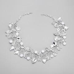 Crystal / Alloy / Imitation Pearl / Rhinestone Headbands Wedding / Party 1set