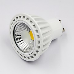 7W E14 GU10 E26/E27 E11 Spot LED G50 1 COB 630 lm Blanc Chaud Blanc Froid Blanc Naturel Gradable DécorativeAC 85-265 DC 12 AC 100-240 AC