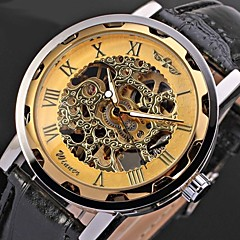 Men's Watch Mechanical Hollow Engraving