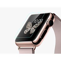 HOCO r lucency armbandsur härdat glas skärmskydd för Apple aatch 38mm 42mm