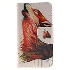 For Sony etui Pung / Kortholder / Med stativ / Flip Etui Heldækkende Etui Dyr Hårdt Kunstlæder for Sony Sony Xperia Z5 Compact