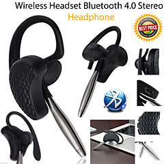 Wireless Bluetooth In-ear 360° Adjustable Earphone Headphone Mic for Samsung S4/S5 All iphone  Andriod Phones