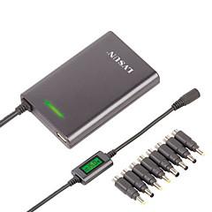 lvsun® DC 5V 1A는 15mm 울트라 슬림 범용 노트북 충전기 어댑터