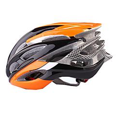 Sport / Half Shell - Herre - Cykling / Bjerg Cykling / Rekreativ Cykling / Andre - Hjelm ( Grøn / Lysegrøn / Orange / Others ,PC / EPS /