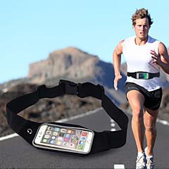 σπορ τρέξιμο μέση περίπτωση ζώνης τρέξιμο τσάντα για το iPhone 6 / 6s και άλλα τηλέφωνα παρακάτω 4,7 ιντσών (διάφορα χρώματα)