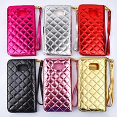 Για Samsung Galaxy Note Πορτοφόλι / Θήκη καρτών / με βάση στήριξης / Ανοιγόμενη tok Πλήρης κάλυψη tok Γεωμετρικά σχήματα Συνθετικό δέρμα