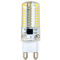G9 6w 72 smd 3014 500-550 lm ciepłe białe / zimne białe t dekoracyjne lampy bi-pinowe ac 220-240 v