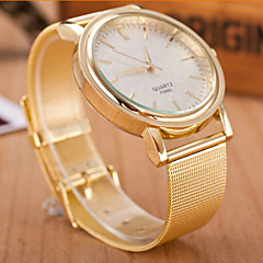 Woman And Men Quartz Wrist Watch
