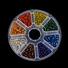 Beads - vidrio 1 Box/135g -