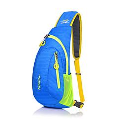 Τσάντα ώμου Τσάντα στήθους για Κατασκήνωση & Πεζοπορία Ψάρεμα Ποδόσφαιρο Τρέξιμο Geantă Sport Αδιάβροχη Φοριέται ΠολυλειτουργικόΤσάντα