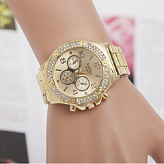 Woman And Men Alloy Diamond Wrist Watch Cool Watches Unique Watches