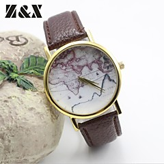 Women's Fashion Personality Quartz  Leather Analog Wrist Watch(Assorted Colors) Cool Watches Unique Watches