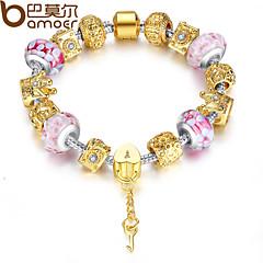 Charm Beads Red Style Bracelet DIY Jewelry for Women Fit Original Bracelets Gfit