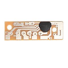 modulo di allarme kd9561 ck9561 kit fai da te 4 tipo di suono per arduino