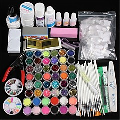 Hot Manicure Crystal a Phototherapy Decoration File Nail Set