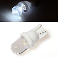 10 *Car T10 White LED Dome Bulb License Plate Interior Light Lamp 12V