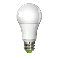 15W E26/E27 LED Globe Bulbs A60(A19) 1 COB 1450 lm Warm White / Cool White Dimmable AC 220-240 V