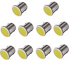 10pcs HRY® 1156 12SMD COB White Color Bulbs RV Trailer Truck Car Styling Light parking Auto Led Car Lamp 12V