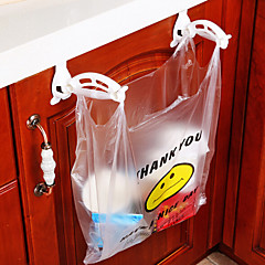 kaapit muovi roskapussit koukku
