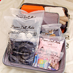 "Packing OrganizerForTravel Storage Plastic 20""*15""*0.8""(51cm*38cm*2cm)"