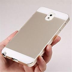 δύο-σε-ένα KX ακρυλικό μεταλλικό σήμα πλαίσιο καθρέφτη της βασικής μονάδας μεταλλικών σκληρή θήκη για Samsung Galaxy Note 3