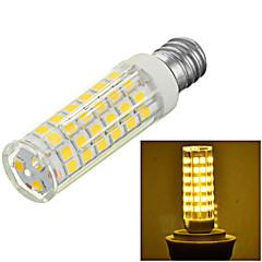 8W E12 Żarówki LED kukurydza B 75 SMD 2835 600-700 lm Ciepła biel / Zimna biel Dekoracyjna AC 220-240 V 1 sztuka