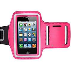 sport df exécutant le jogging salle de gym brassard de cas complète du corps pour iphone 6 / 6s (couleur assorties)