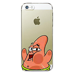 iPhone 5/5S iPhone - Desene Animate/Model special/Noutate/Anime - Alte ( Multicolor , TPU )