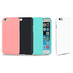 For iPhone 7 Plus etui iPhone 6 etui iPhone 6 Plus etui Stødsikker Etui Bagcover Etui Helfarve Blødt TPU for AppleiPhone 7 Plus iPhone 7