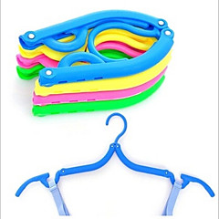 "Travel HangerForToiletries Plastic 4.7""*2.8""*0.4""(12cm*7cm*1cm)"