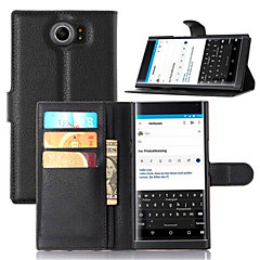 Embossed Card Support For BlackBerry Priv mobile Phone Protective Sleeve