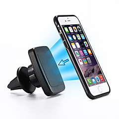 2016 modo unico desingn supporto per telefono presa d'aria auto magnetico supporto per iPhone6 ​​plus / iPhone6 ​​/ iphone5 5s
