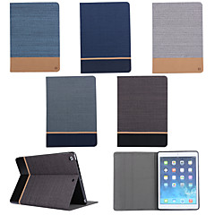 Canvas Grain Belt Holder About Open Holster Card for  ipad air/ipad 5